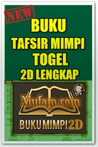 BUKU MIMPI TOGEL 2D TEKS Terbaru