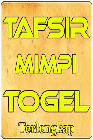 tafsir-mimpi-togel